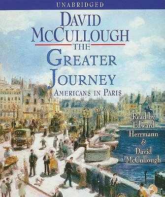 [CD] The Greater Journey By McCullough, David