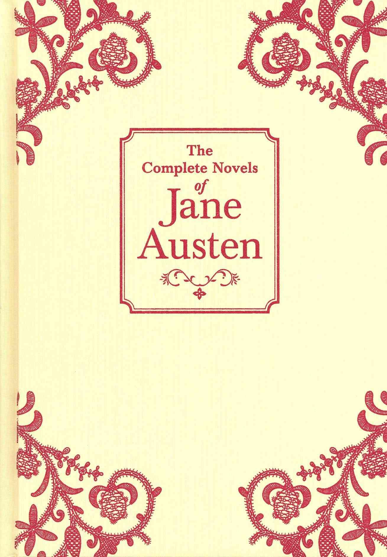 The Complete Novels of Jane Austen By Austen, Jane